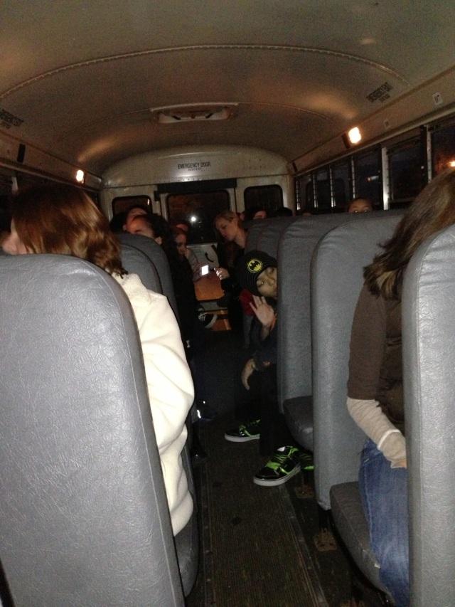 SOS 2013 bus