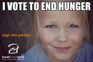 Bread pledge