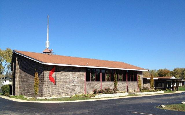 WUMC building